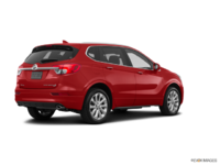 2018 Buick Envision Premium II | Photo 2 | Chili Red Metallic