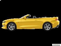 2018 Chevrolet Camaro convertible 1LS | Photo 1 | Bright Yellow