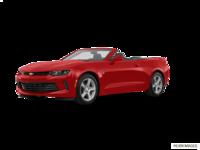 2018 Chevrolet Camaro convertible 1LS | Photo 3 | Garnet Red Tintcoat
