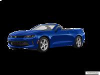 2018 Chevrolet Camaro convertible 1LS | Photo 3 | Hyper Blue Metallic
