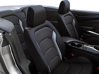 2018 Chevrolet Camaro convertible 1LS | Photo 1 | Jet Black Cloth (H1T-A50)