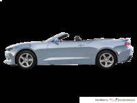 2018 Chevrolet Camaro convertible 2LT   Photo 1   Arctic Blue Metallic