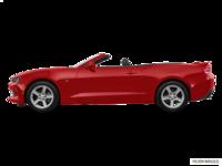 2018 Chevrolet Camaro convertible 2LT   Photo 1   Garnet Red Tintcoat