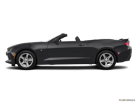 2018 Chevrolet Camaro convertible 2LT   Photo 1   Nightfall Grey Metallic