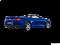 2018 Chevrolet Camaro convertible 2LT   Photo 2   Hyper Blue Metallic