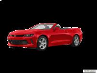 2018 Chevrolet Camaro convertible 2LT   Photo 3   Red Hot