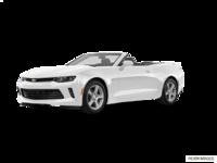 2018 Chevrolet Camaro convertible 2LT   Photo 3   Summit White
