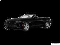 2018 Chevrolet Camaro convertible 2LT   Photo 3   Mosaic Black Metallic