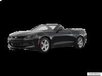 2018 Chevrolet Camaro convertible 2LT   Photo 3   Black