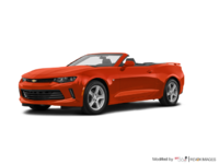 2018 Chevrolet Camaro convertible 2LT   Photo 3   Crush
