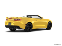 2018 Chevrolet Camaro convertible 2SS | Photo 2 | Bright Yellow