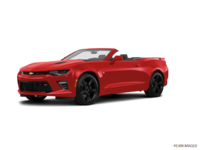 2018 Chevrolet Camaro convertible 2SS | Photo 3 | Red Hot