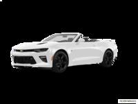 2018 Chevrolet Camaro convertible 2SS | Photo 3 | Summit White