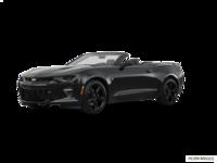 2018 Chevrolet Camaro convertible 2SS | Photo 3 | Black