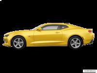 2018 Chevrolet Camaro coupe 1LS | Photo 1 | Bright Yellow