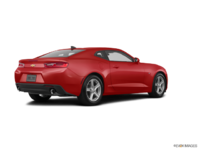 2018 Chevrolet Camaro coupe 1LS | Photo 2 | Garnet Red Tintcoat