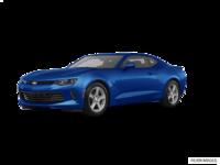 2018 Chevrolet Camaro coupe 1LS | Photo 3 | Hyper Blue Metallic