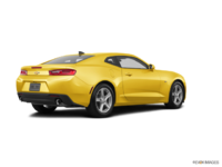 2018 Chevrolet Camaro coupe 1LT | Photo 2 | Bright Yellow