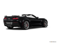 2018 Chevrolet Corvette Convertible Grand Sport 1LT | Photo 2 | Black