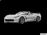 2018 Chevrolet Corvette Convertible Grand Sport 1LT | Photo 3 | Blade Silver Metallic