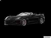 2018 Chevrolet Corvette Convertible Grand Sport 2LT | Photo 3 | Black