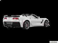 2018 Chevrolet Corvette Convertible Grand Sport 3LT   Photo 2   Arctic White