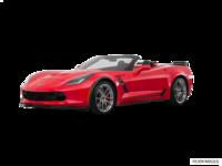 2018 Chevrolet Corvette Convertible Grand Sport 3LT   Photo 3   Torch Red