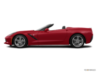 2018 Chevrolet Corvette Convertible Stingray 1LT | Photo 1 | Long Beach Red Metallic Tintcoat