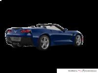 2018 Chevrolet Corvette Convertible Stingray 1LT | Photo 2 | Admiral Blue Metallic