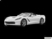 2018 Chevrolet Corvette Convertible Stingray 1LT | Photo 3 | Arctic White