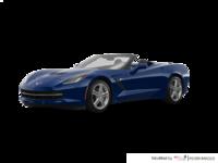 2018 Chevrolet Corvette Convertible Stingray 1LT | Photo 3 | Admiral Blue Metallic