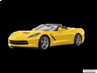 2018 Chevrolet Corvette Convertible Stingray 1LT | Photo 3 | Corvette Racing Yellow Tintcoat