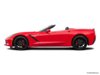 2018 Chevrolet Corvette Convertible Stingray 2LT | Photo 1 | Torch Red