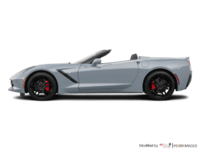 2018 Chevrolet Corvette Convertible Stingray 2LT | Photo 1 | Ceramic Matrix Grey Metallic