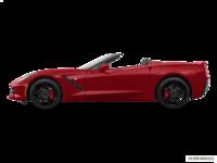 2018 Chevrolet Corvette Convertible Stingray 2LT | Photo 1 | Long Beach Red Metallic Tintcoat