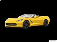 2018 Chevrolet Corvette Convertible Stingray 2LT | Photo 3 | Corvette Racing Yellow Tintcoat