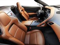 2018 Chevrolet Corvette Convertible Stingray 2LT | Photo 1 | Kalahari GT buckets Perforated Mulan leather seating surfaces (343-AQ9)