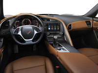2018 Chevrolet Corvette Convertible Stingray 2LT | Photo 2 | Kalahari Competition Sport buckets Perforated Mulan leather seating surfaces (343-AE4)
