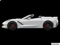 2018 Chevrolet Corvette Convertible Stingray Z51 1LT | Photo 1 | Arctic White