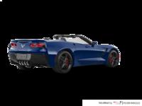 2018 Chevrolet Corvette Convertible Stingray Z51 1LT | Photo 2 | Admiral Blue Metallic