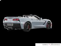 2018 Chevrolet Corvette Convertible Stingray Z51 1LT | Photo 2 | Ceramic Matrix Grey Metallic