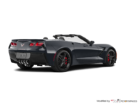 2018 Chevrolet Corvette Convertible Stingray Z51 1LT | Photo 2 | Watkins Glen Grey Metallic