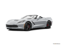 2018 Chevrolet Corvette Convertible Stingray Z51 1LT | Photo 3 | Blade Silver Metallic