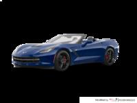 2018 Chevrolet Corvette Convertible Stingray Z51 1LT | Photo 3 | Admiral Blue Metallic