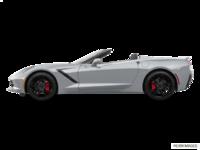2018 Chevrolet Corvette Convertible Stingray Z51 3LT | Photo 1 | Blade Silver Metallic
