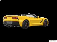 2018 Chevrolet Corvette Convertible Stingray Z51 3LT | Photo 2 | Corvette Racing Yellow Tintcoat