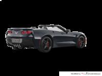 2018 Chevrolet Corvette Convertible Stingray Z51 3LT | Photo 2 | Watkins Glen Grey Metallic