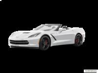 2018 Chevrolet Corvette Convertible Stingray Z51 3LT | Photo 3 | Arctic White