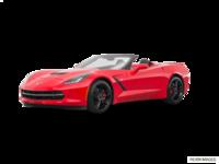2018 Chevrolet Corvette Convertible Stingray Z51 3LT | Photo 3 | Torch Red
