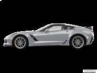 2018 Chevrolet Corvette Coupe Grand Sport 3LT | Photo 1 | Blade Silver Metallic